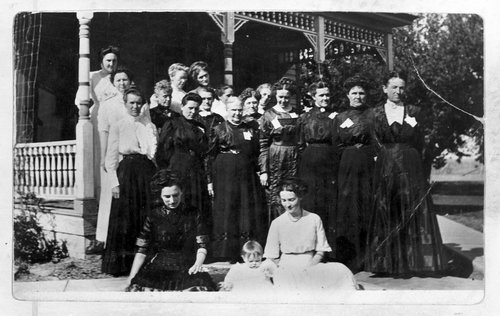 Group photographs, Hoxie, Kansas - Page