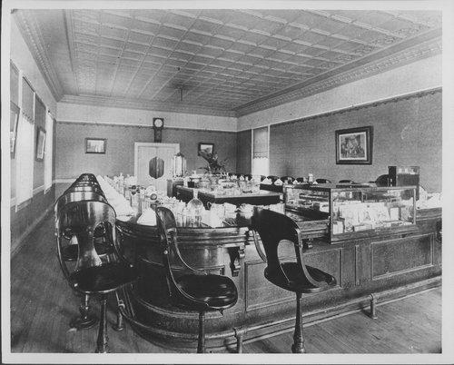 Atchison, Topeka & Santa Fe Railway Company's  Fred Harvey House, Rincon, New Mexico - Page