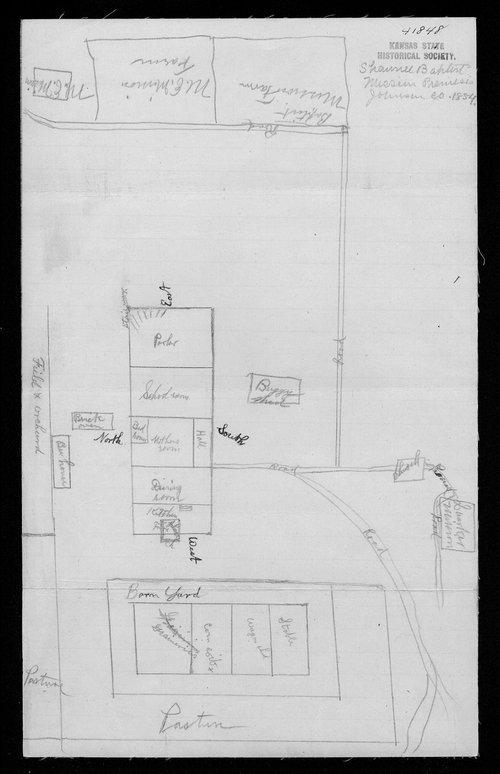 Shawnee Baptist Mission, Johnson County - Page