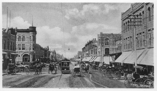 Summit Street, Arkansas City, Kansas - Page
