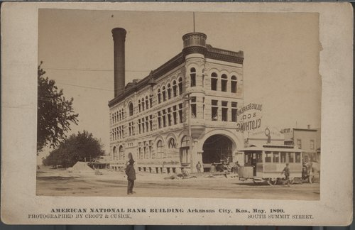 American National Bank Building, Arkansas City, Kansas - Page