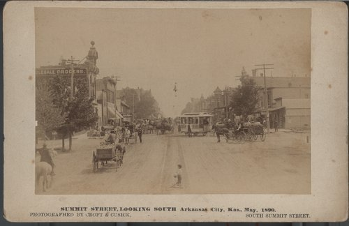 Summit Street, Arkansas City, Kansas - Page
