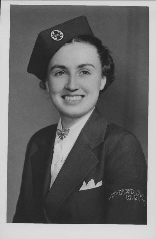 Vera Ragan, Santa Fe Courier Nurse - Page