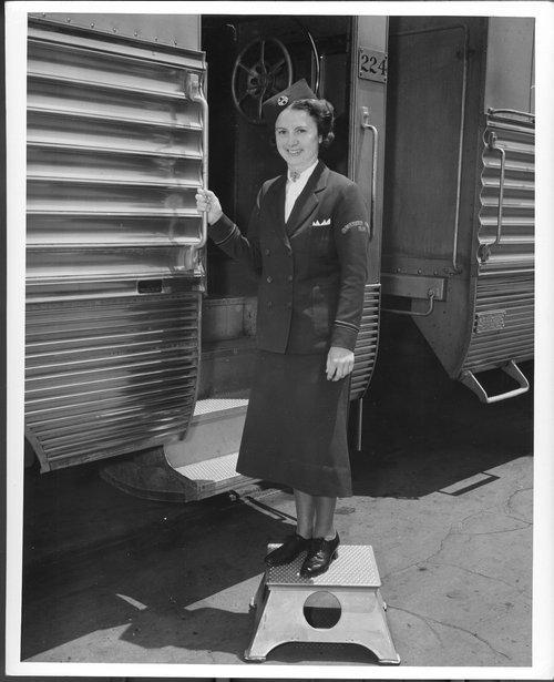 Helen Coolidge, Santa Fe courier nurse - Page