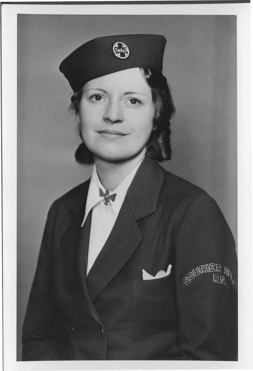 Ann Hammer, Santa Fe courier nurse - Page