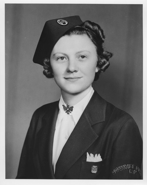 Dorothy Loseke, Santa Fe courier nurse - Page