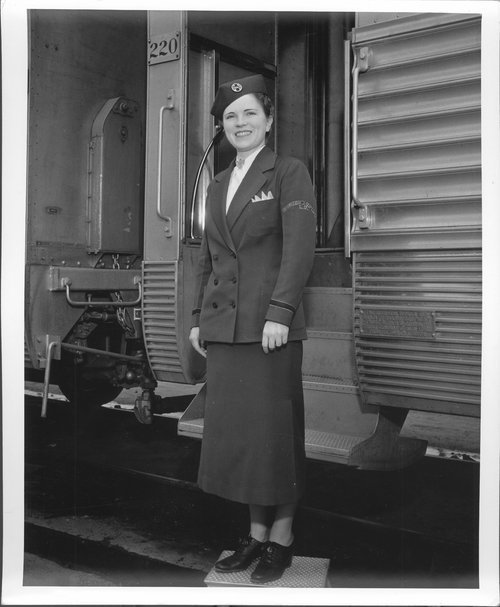 Elsie Skyrud, Santa Fe courier nurse - Page
