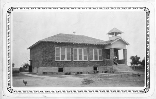Immanuel Lutheran school, Sheridan County, Kansas - Page