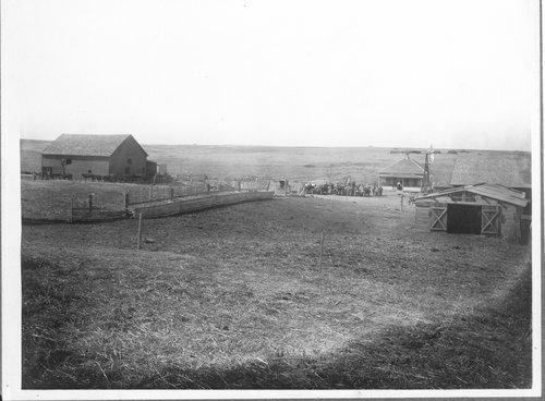 John Chilton Vaughn farm in Sheridan County, Kansas - Page