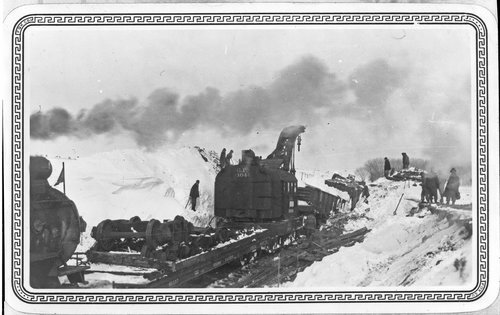 Train wreck in Sheridan County, Kansas - Page