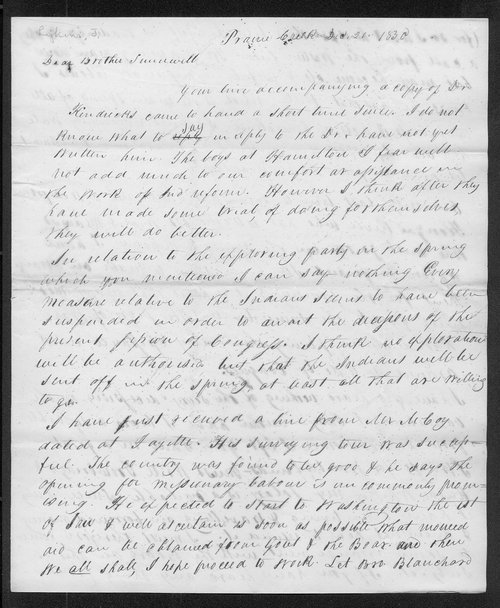 Johnston Lykins to Robert Simerwell - Page