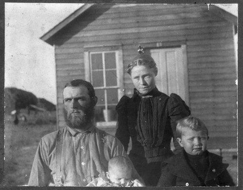 Taylor family groups, Sheridan County, Kansas - Page