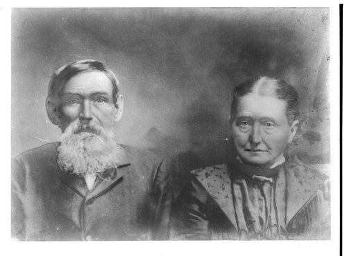 Family group in Sheridan County, Kansas - Page