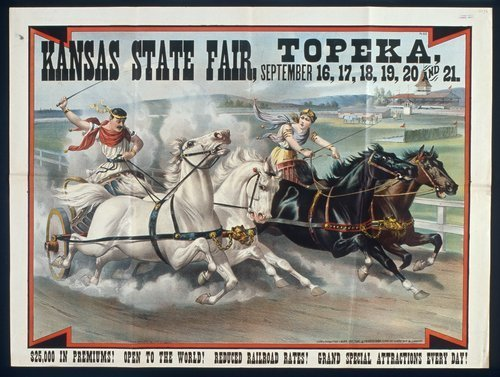 Kansas State Fair, Topeka, Kansas - Page