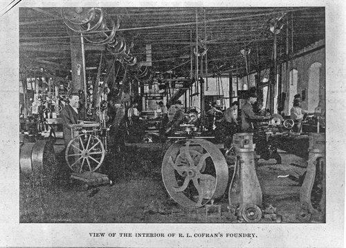 Western Foundry and Machine Works, Topeka, Kansas - Page