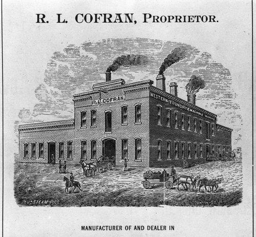 Western Foundry, Topeka, Kansas - Page