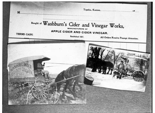 Washburn's Cider and Vinegar Works, Topeka, Kansas - Page