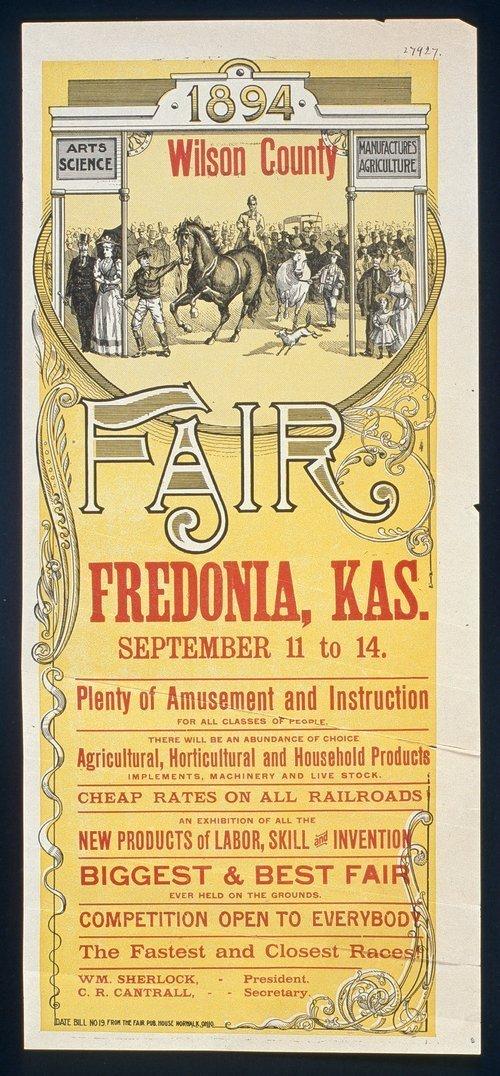Wilson County fair - Page