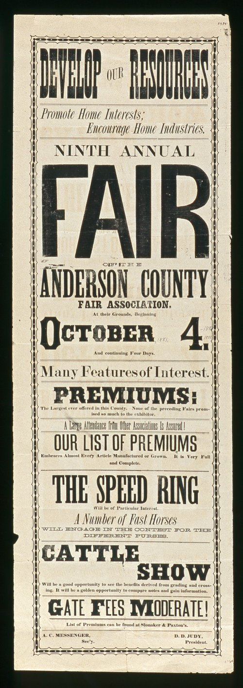 Anderson County fair - Page