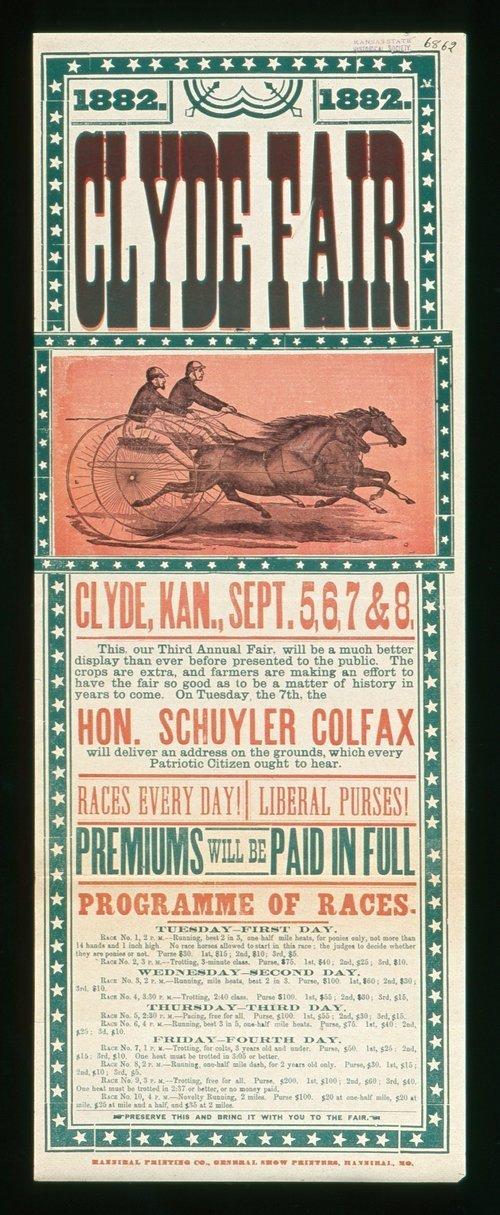 Clyde, Kansas fair - Page