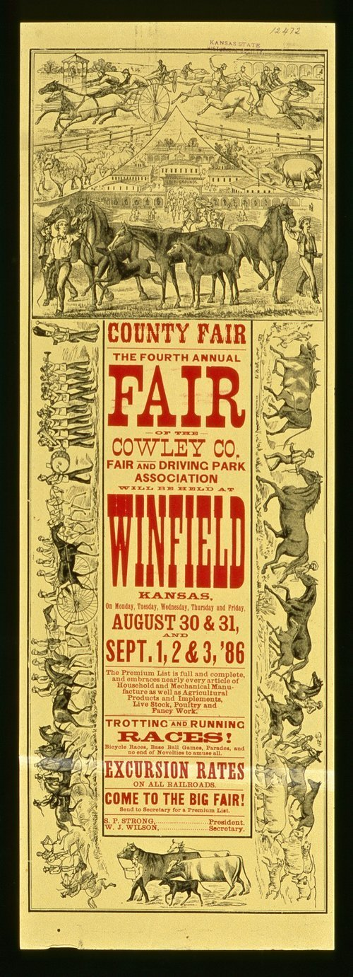 Cowley County fair - Page