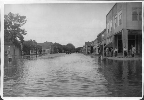 Flooding, Solomon, Kansas - Page