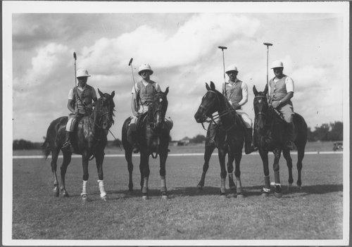 Polo match, Wichita, Kansas - Page
