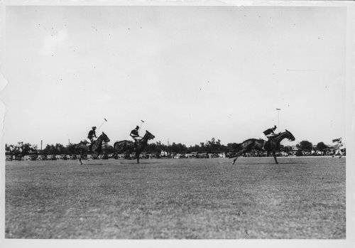 Polo match, Wichita, Kansas - Page