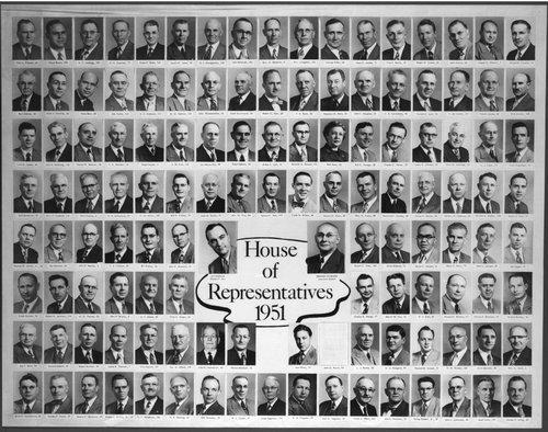 Kansas House of Representatives ,1951 - Page