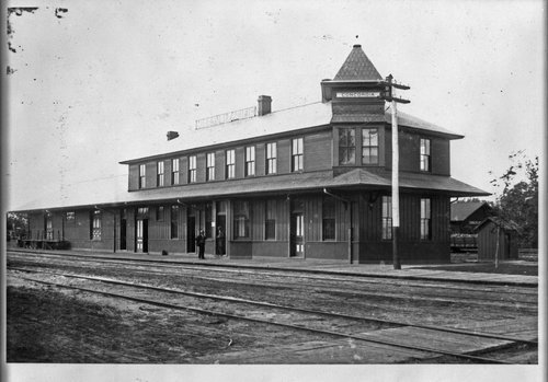 Missouri Pacific Railroad depot, Concordia, Kansas - Page