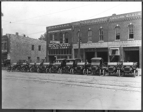 E.G. Kinley Carriage Works, Topeka, Kansas - Page