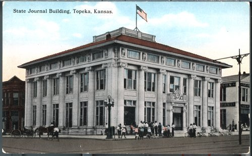State Journal building, Topeka, Kansas - Page
