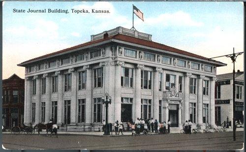 State Journal building, Topeka, Kansas - Page