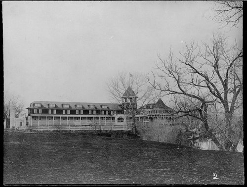 Eureka Lake Resort, Manhattan, Kansas - Page