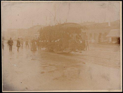 Streetcar, Topeka, Kansas - Page
