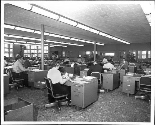 Atchison, Topeka & Santa Fe Railway freight office, San Francisco, California - Page