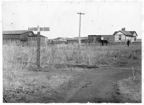 Abraham Pratt Lumberyard, Studley, Kansas - Page