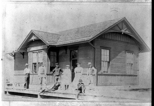 Union Pacific Railroad Company depot, Studley, Kansas - Page