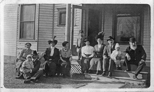 Dr. Beckner's residence,  Hoxie, Kansas - Page