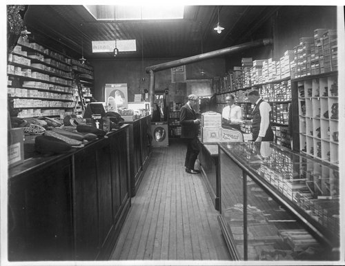 Clothing store, Alma, Kansas - Page