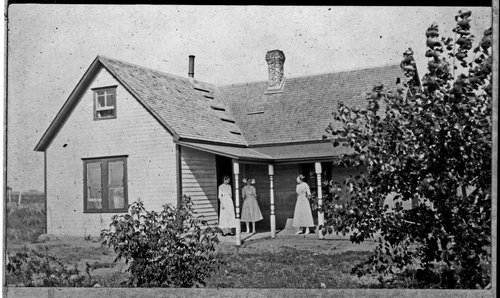 Residence in Studley, Kansas - Page