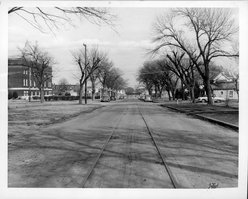 Intersection of Eleventh and Elm Streets, Coffeyville, Kansas - Page