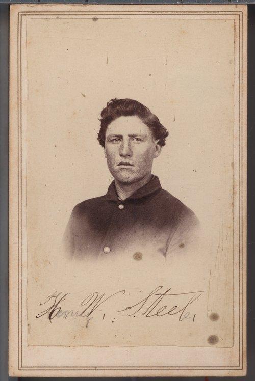 Henry W. Steel, 5th Kansas Volunteer Cavalry - Page