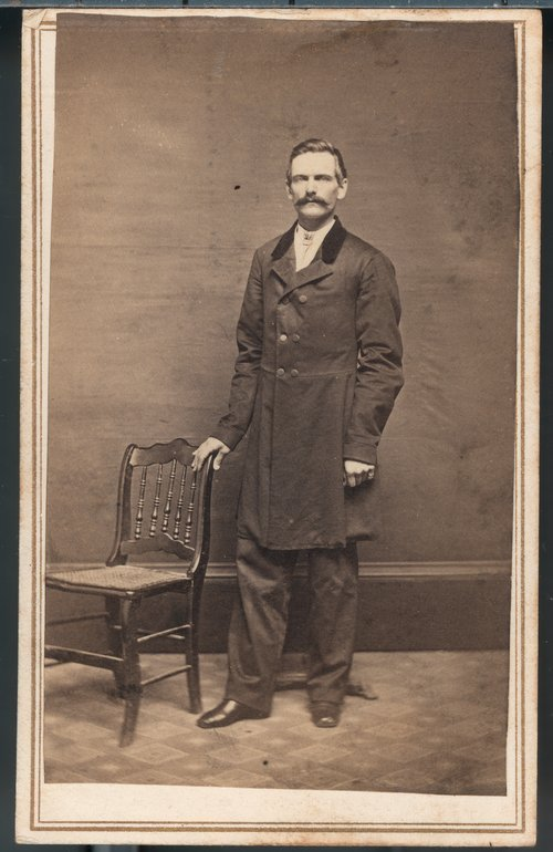 Fifth Kansas Volunteer Cavalry soldier - Page