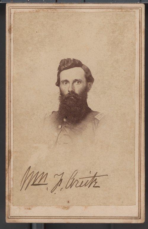 Captain William F. Creitz, 5th Kansas Volunteer Cavalry - Page