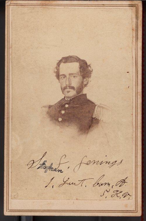 Stephen F. Jenings, 5th Kansas Volunteer Cavalry - Page