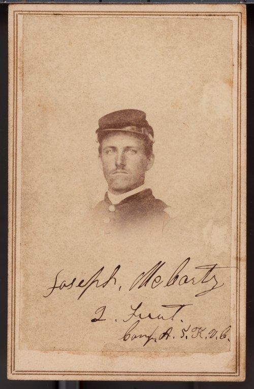Joseph McCarty, 5th Kansas Volunteer Cavalry - Page