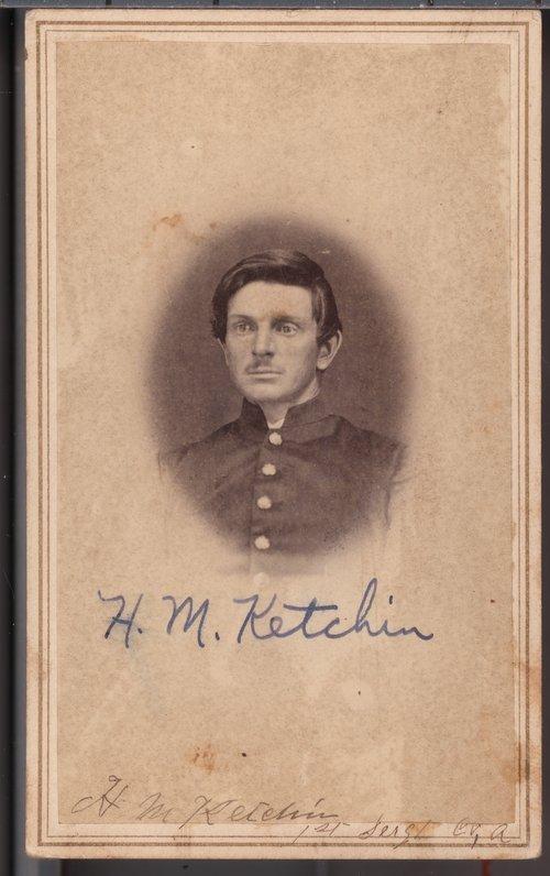 H. M. Ketchin, 5th Kansas Volunteer Cavalry - Page