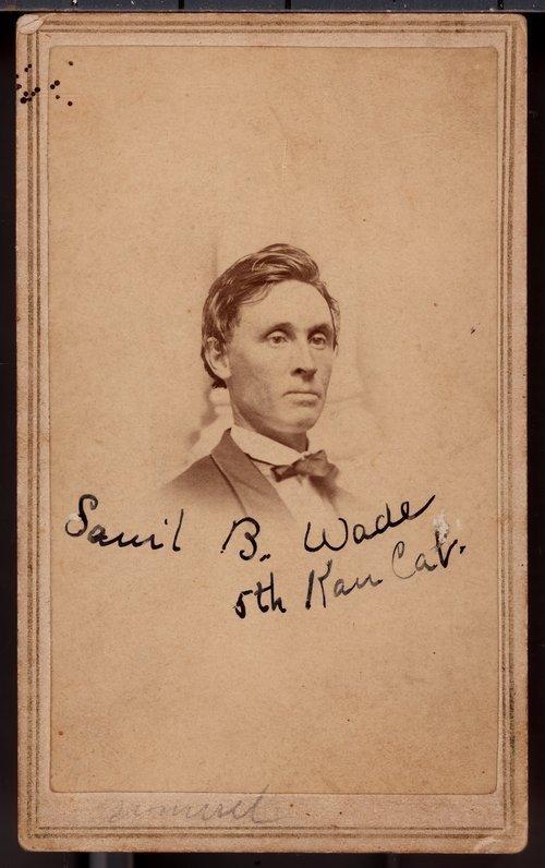 Samuel B. Wade, 5th Kansas Volunteer Cavalry - Page