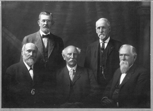 Second Kansas Cavalry veterans - Page